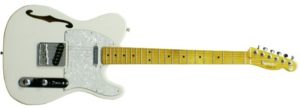 London City Comet Thinline Olympic White 2010 Edition
